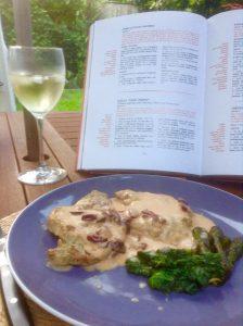 PorK Cutlets Escorial | A Treasury of Great Recipes