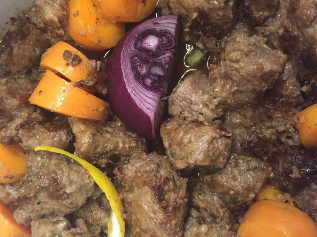 Vincent Price's Beef Ragout