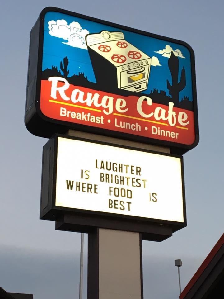 Range Cafe Albuquerque