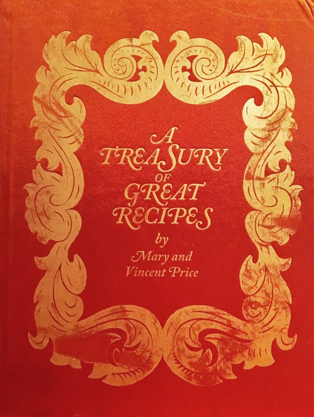A Treasury of Great Recipes