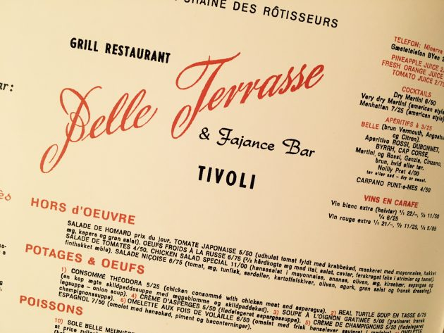 Belle Terrasse Tivoli