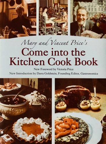 Come Into the Kitchen Cook Book cover