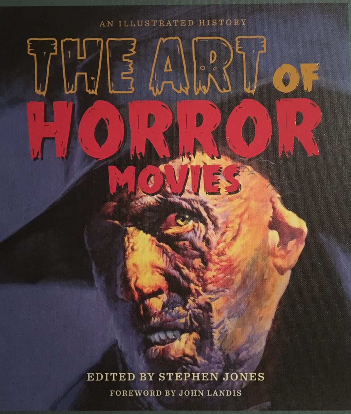 The Art of Horror: An Illustrated History | Vincent Price's legacy lives on in this colourful tome
