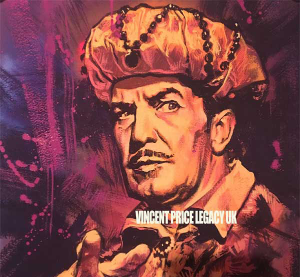Vincent Price in The Raven
