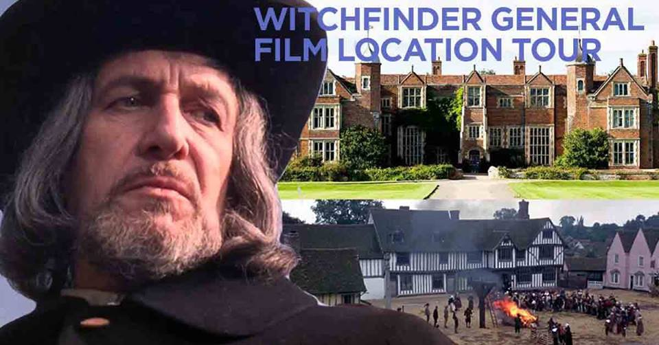 Witchfinder General Film Locations Tour 2018
