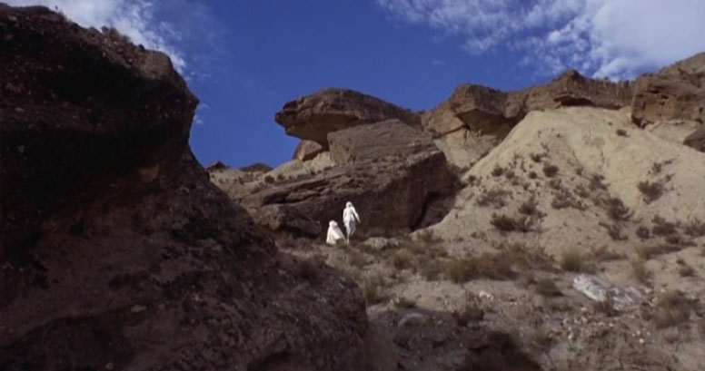 Dr Phibes Rises Again in Tabernas