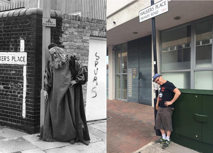Walker Place Shylock