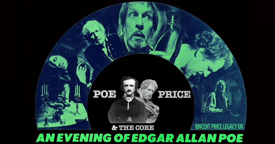 Core Evening Edgar Poe FB Banner