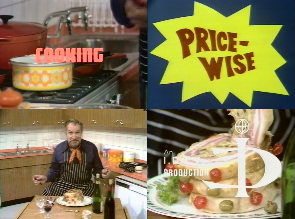 Cooking Price-Wise (1971)