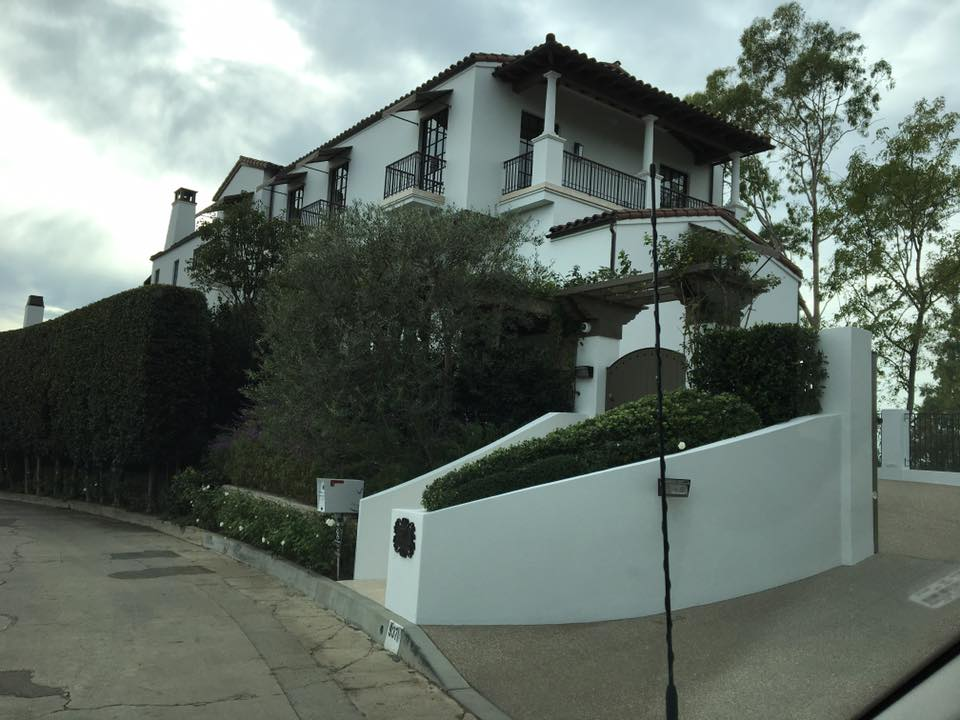 Vincent Price home