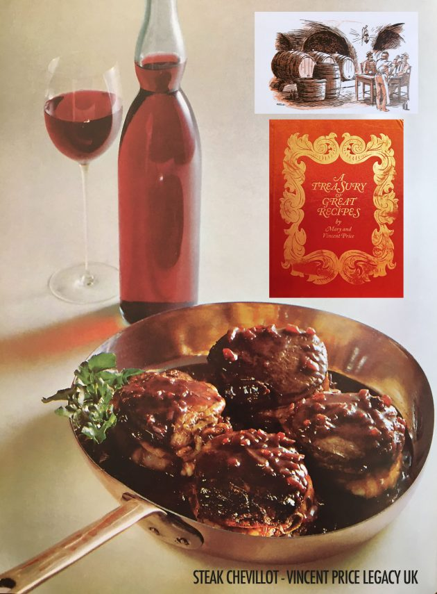 Steak Chevillot: A Treasury of Great Recipes