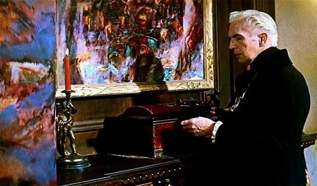 Burt Shonberg | The psychedelic 1960s artist behind those haunting House of  Usher portraits – Vincent Price Legacy UK