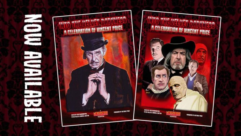Please nominate Into the Velvet Darkness: A Celebration of Vincent Price for a Rondo Award