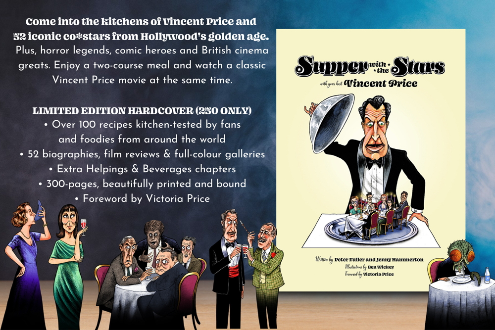 Supper with the Stars (Limited Edition Hardcover) | Pre-Order Now!